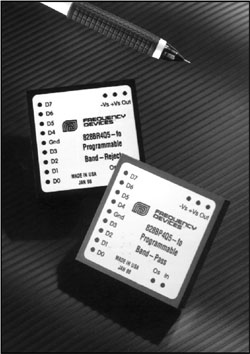 824BP Band Pass Filters